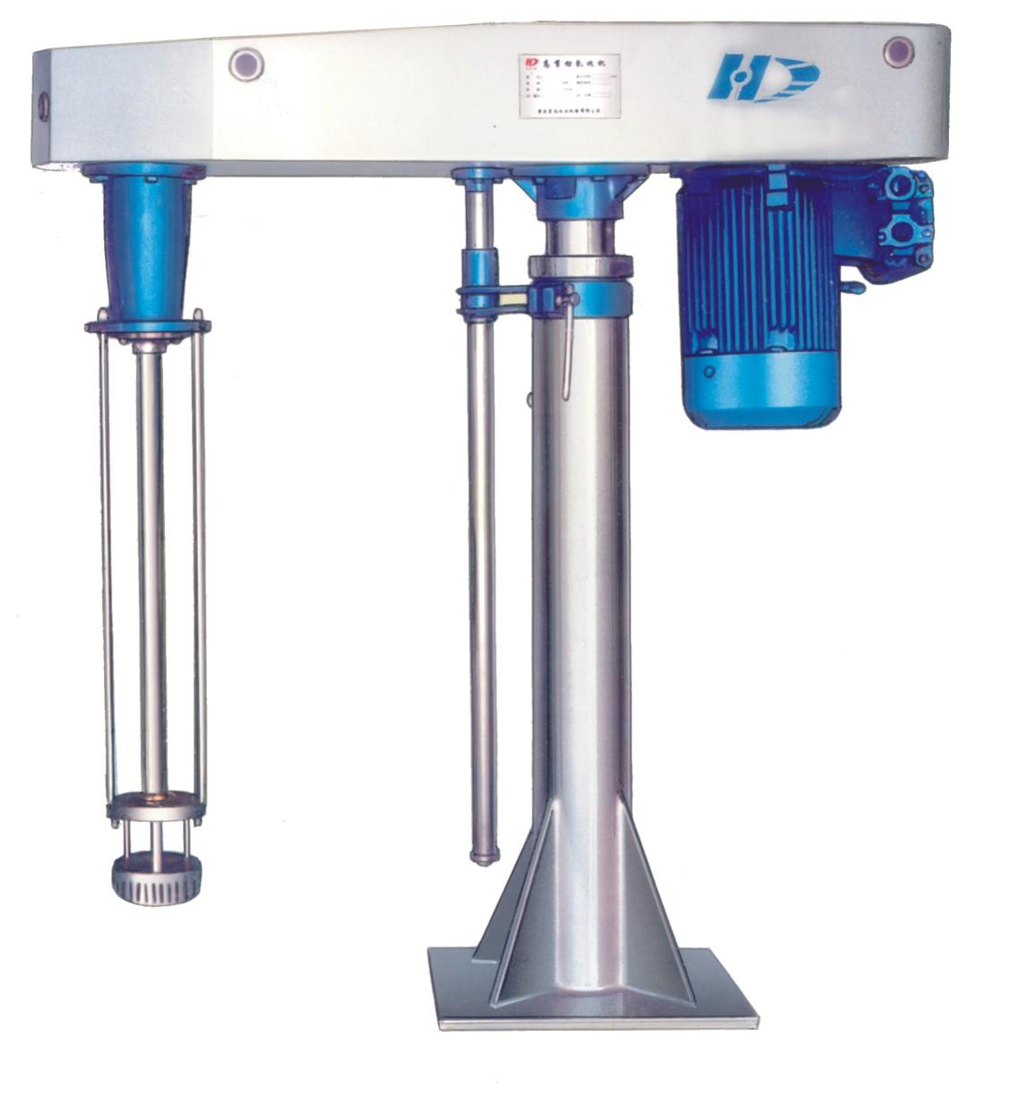 GR2系列高剪切分散乳化机