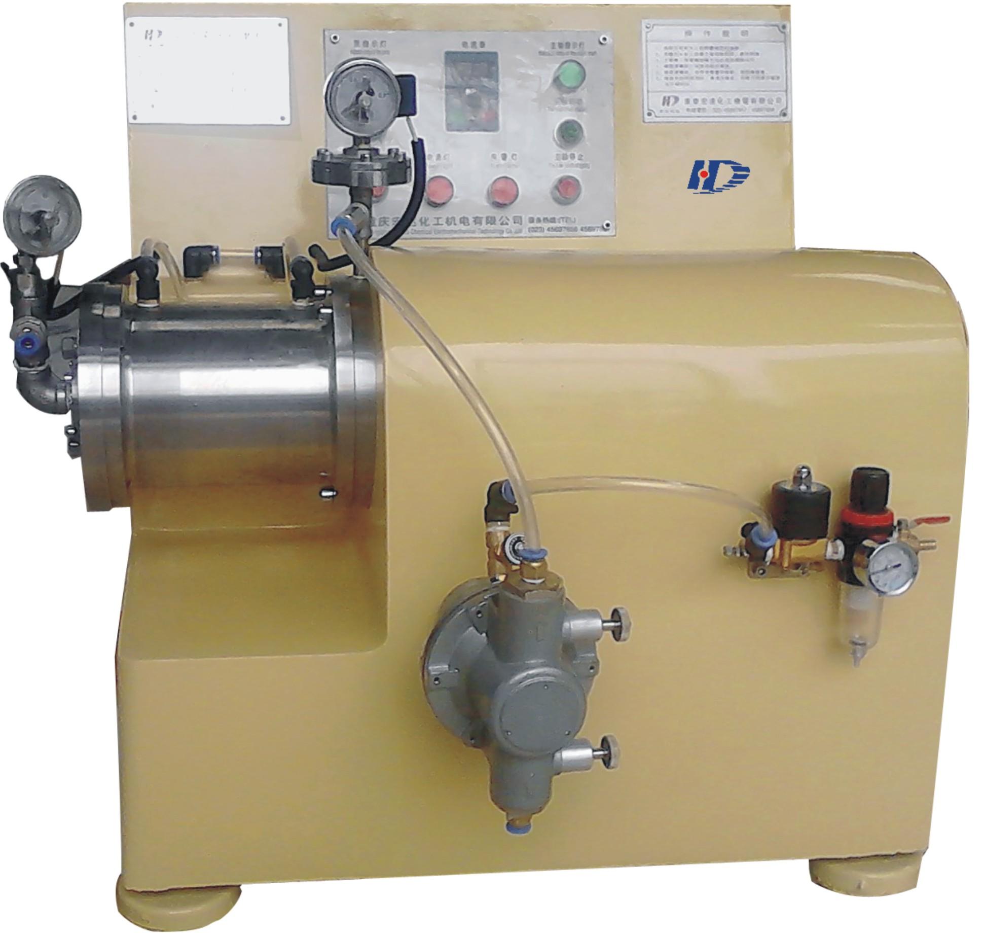 SWM实验室砂磨机