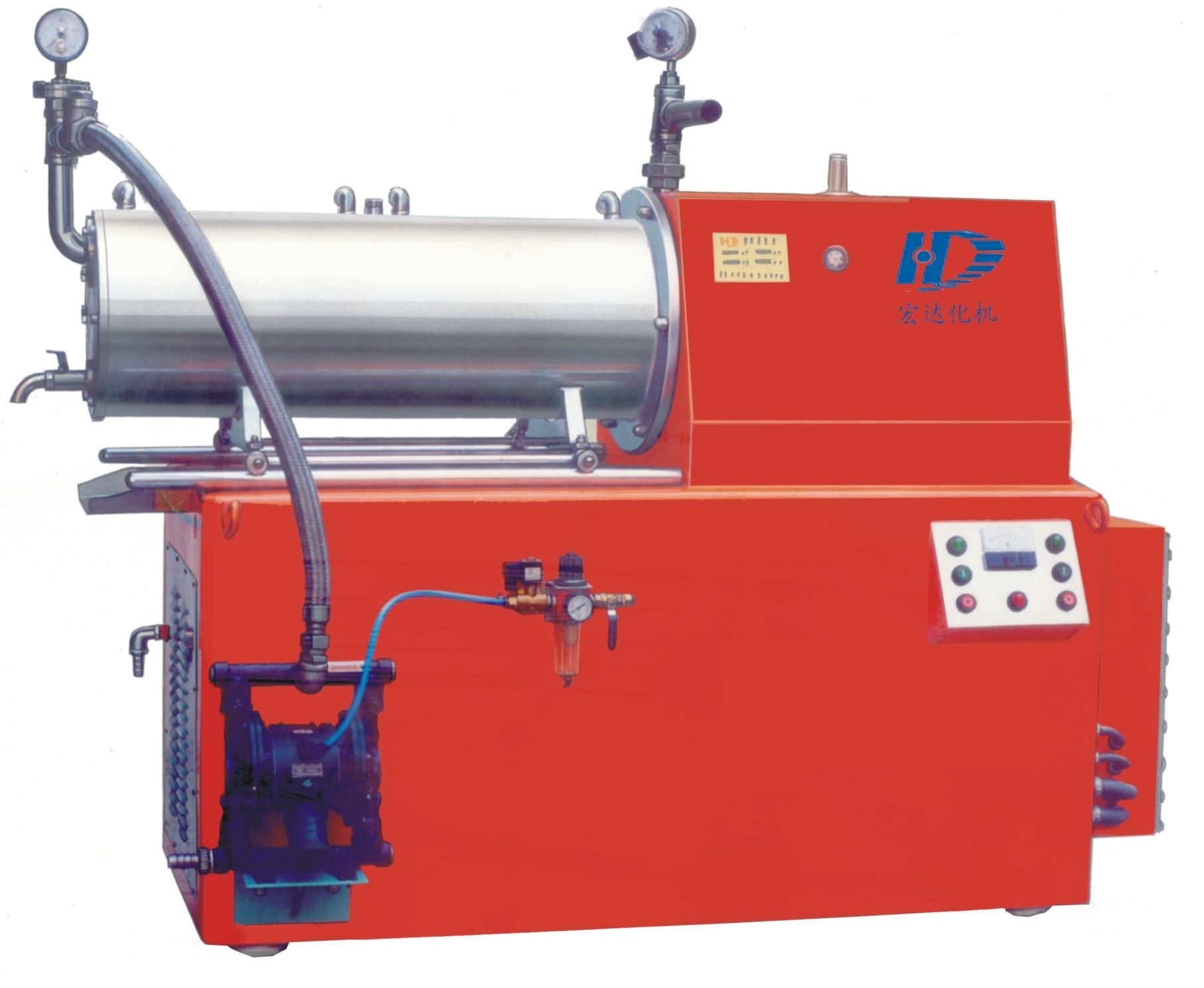 SWM系列卧式密闭砂磨机